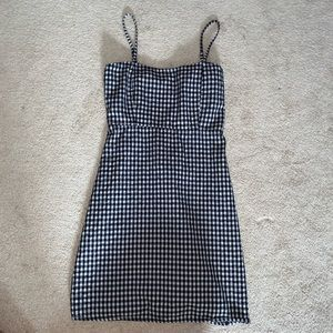 Brandy Melville gingham dress